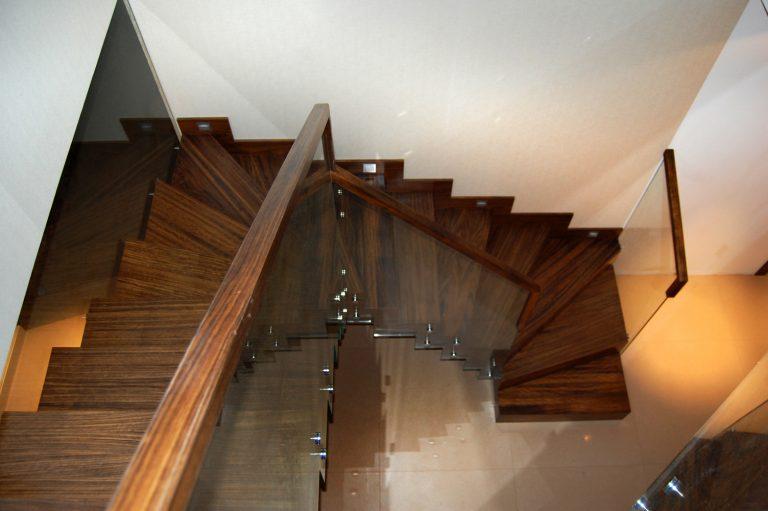 Odpowiednio zaprojektowane schody będą cieszyły oko każdego dnia.